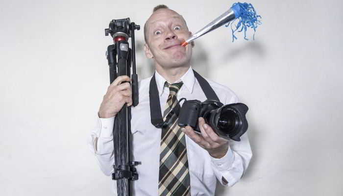 Fotografen Esben